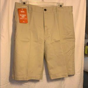 Brand new dockers khaki shorts